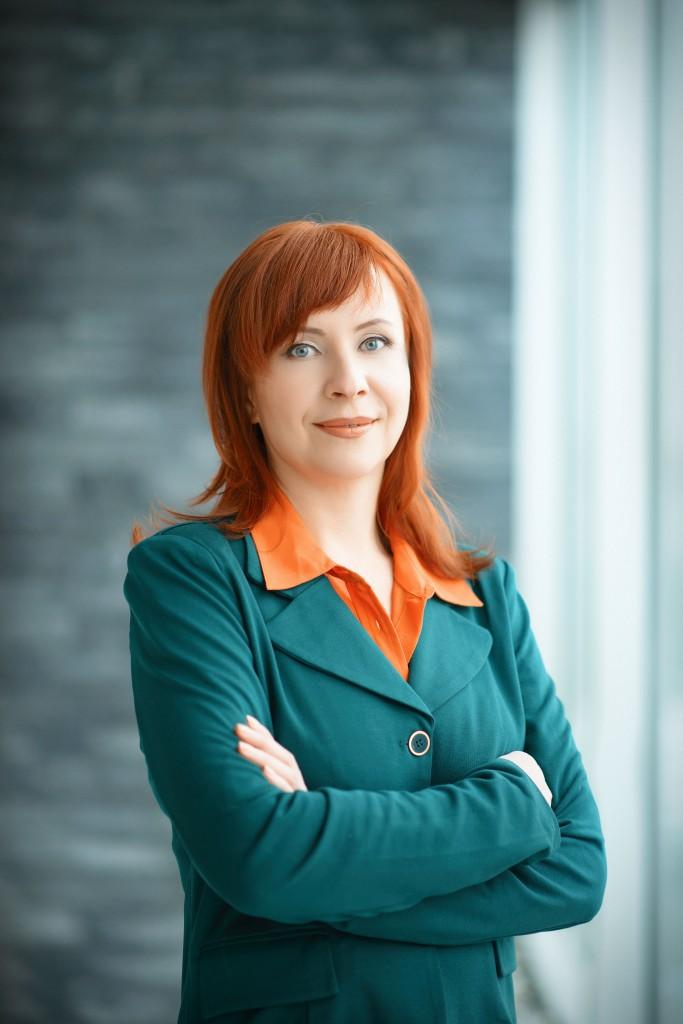 Бизнес-тренер Анна Петриченко