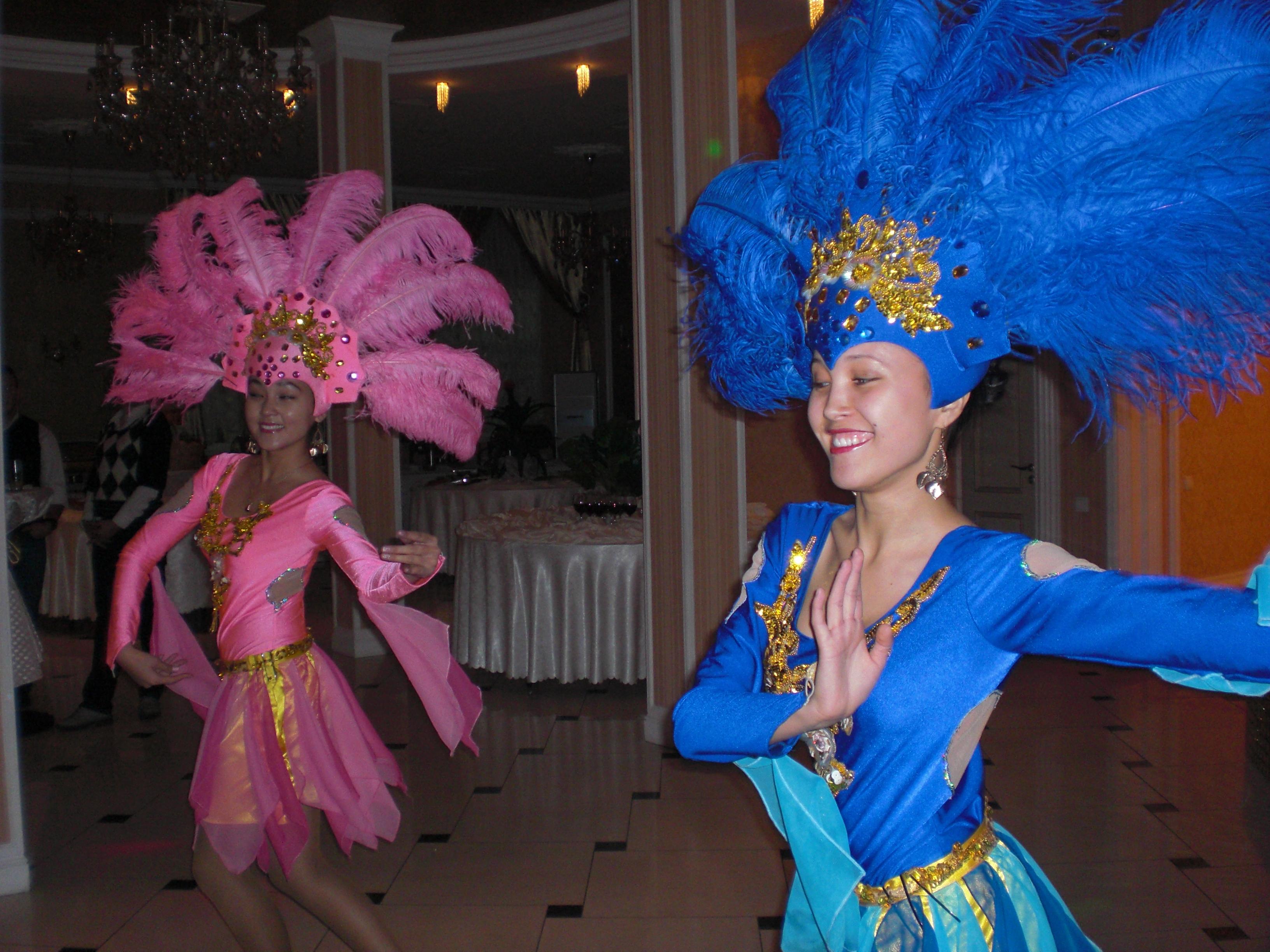 Экзотические танцы