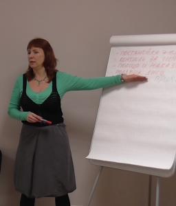 Тренинг управленческих навыков